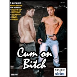 Cum On Bitch DVD (16397D)
