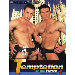 Temptation On The Force #1 DVD