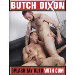 Splash My Guts With Cum DVD (16456D)