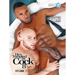 He`s Tempted By Cock #8 DVD