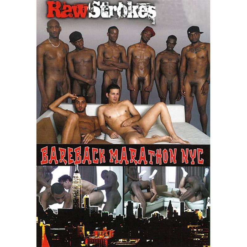 Bareback Marathon NYC DVD (16494D)