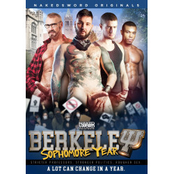 Berkeley: Sophmore Year DVD