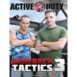 Bareback Tactics #3 DVD (16407D)