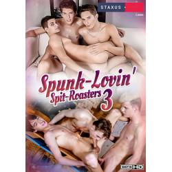 Spunk-Lovin' Spit-Roasters #3 DVD (16450D)