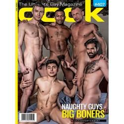 Cock 407 Magazine + DVD (M1707)