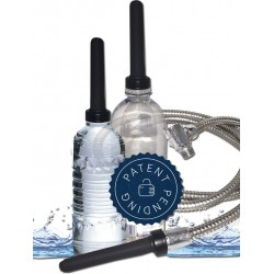 Bone Yard The Skwert Water Bottle Douche Adapter Kit