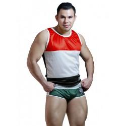 GBGB Noah Mesh Shorts Green (T5181)