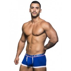 Andrew Christian Fly Tagless Boxer Underwear Royal Blue