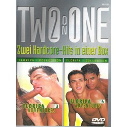 Two On One (Floripa Adventures 3 + 4) DVD