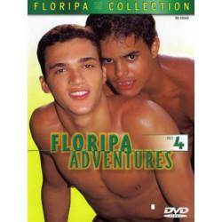 Floripa Adventures #4 DVD (15549D)