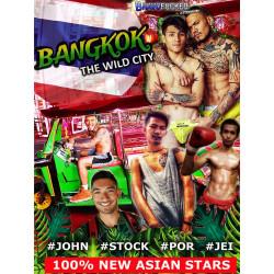 Bangkok- The Wild City DVD (16523D)