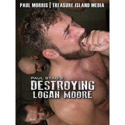 Destroying Logan Moore DVD (16541D)