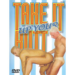 Take It Up Your Butt DVD (Foerster Media)