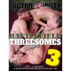 Battlefield Threesomes #3 DVD