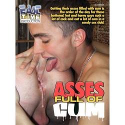 Asses Full Of Cum DVD (16616D)