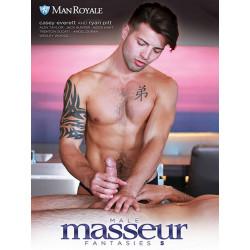Male Masseur Fantasies #5 DVD (16533D)