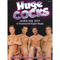 Huge Cocks Jerking Off DVD
