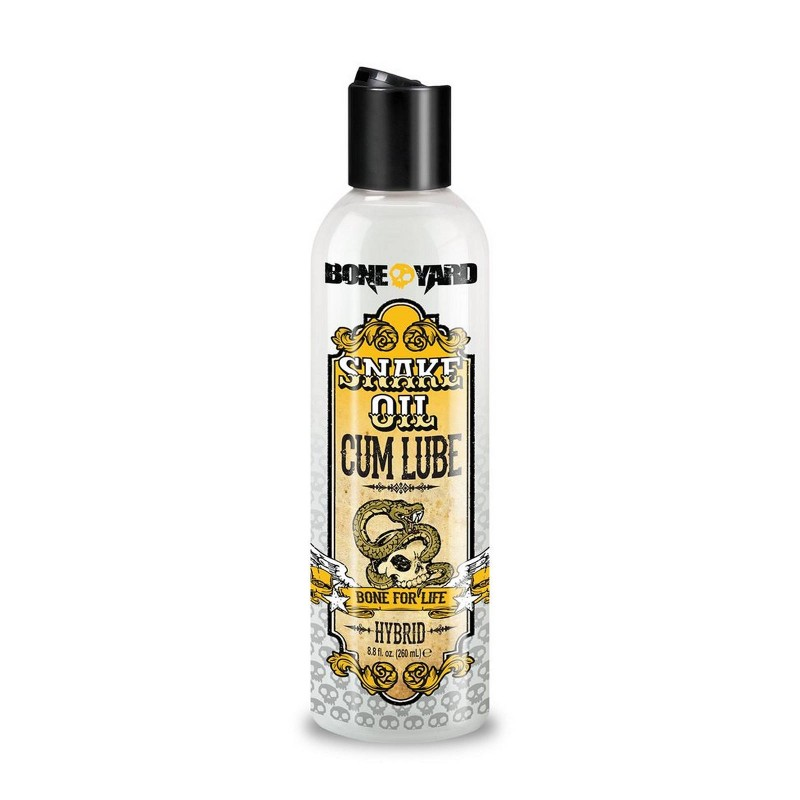 Snake Oil Cum Lube 8.8oz/260ml (E04100)