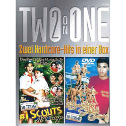 Two On One (#1 Scouts At Camp + Boarding School Games) DVD
