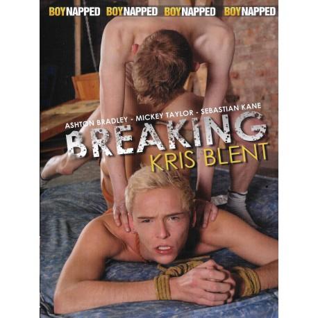 Breaking Kris Blent DVD (16657D)