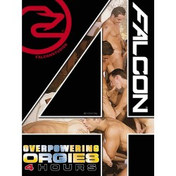 Falcon Four Hours - Overpowering Orgies 2-DVD-Set