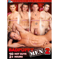 Badpuppy Men Coll. Vol. 2 DVD (Bad Puppy) (16628D)