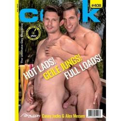 Cock 408 Magazine + DVD