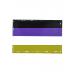 Nonbinary Flag Magnet (T5833)