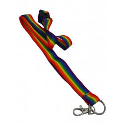 Lanyard/Schlüsselband Rainbow (T5861)