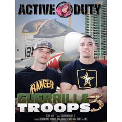 Guerilla Troops #3 DVD