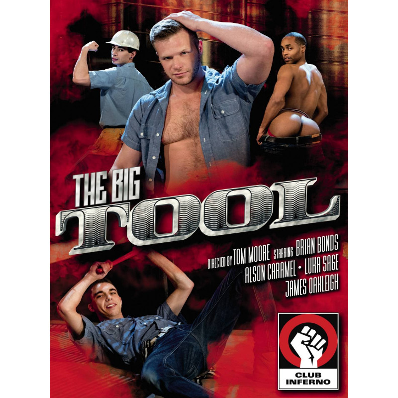 The Big Tool DVD (16731D)
