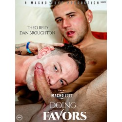Doing Favors DVD (Macho Guys) (16770D)