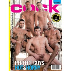 Cock 409 Magazine + DVD