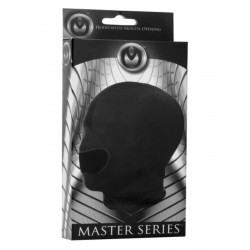 Master Series Blow Hole Open Mouth Spandex Hood (T5710)