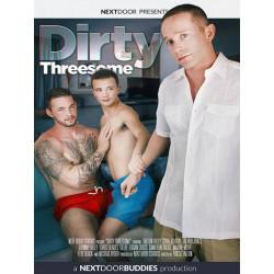 Dirty Threesome DVD (Next Door Studios)