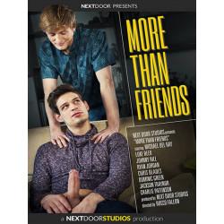 More Than Friends DVD