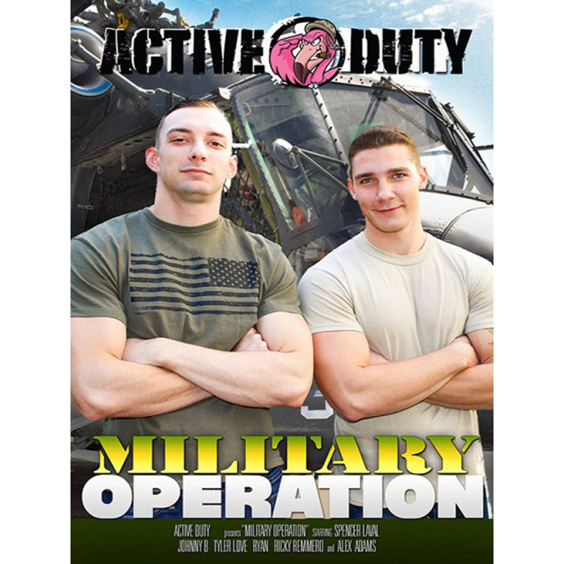 Military Operation DVD (16891D)