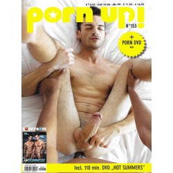 PornUp 153 Magazine + Hot Summers DVD