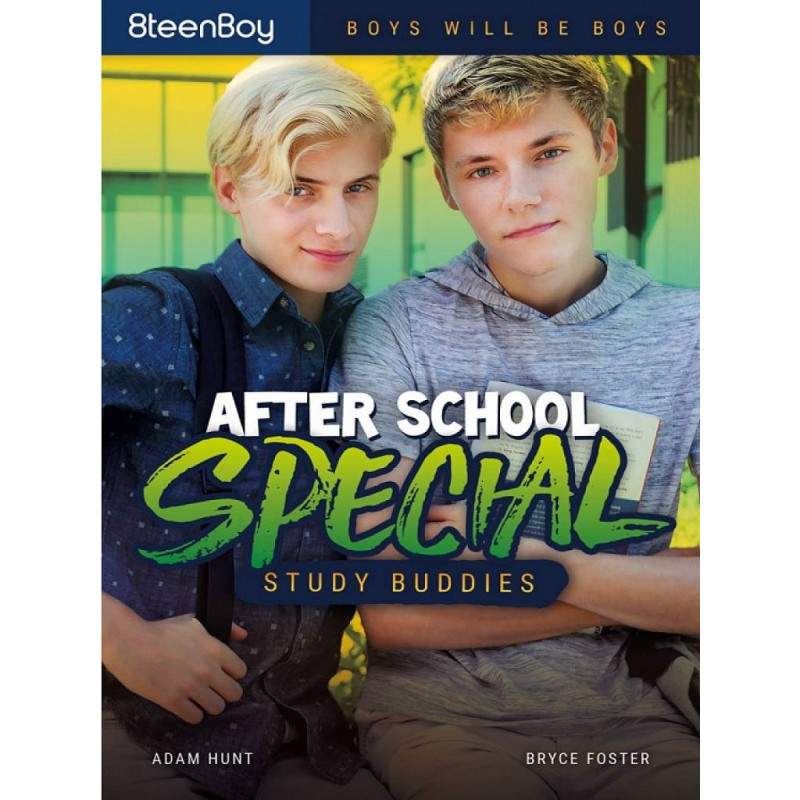 After School Special: Study Buddies DVD (16968D)