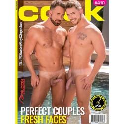 Cock 410 Magazine + DVD