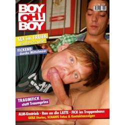 Boy oh Boy 221 Magazine