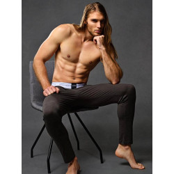 2Eros Core Series 2 Lounge Pants Underwear Charcoal