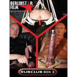 RubClub Box #3 3-DVD-Set (16861D)