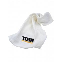 Tom of Finland Cum Rag/Handtuch klein White 30 x 45 cm (T5859)