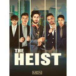 The Heist DVD