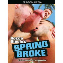 Rocco Steele`s Spring Broke DVD