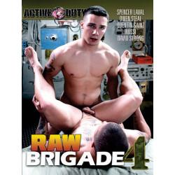 Raw Brigade #4 DVD