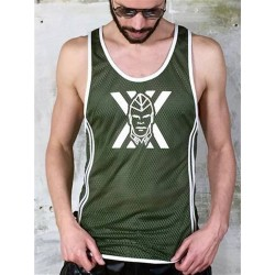 BoXer Airtex Vest Soldier Boy T-Shirt / Tank Top (T6186)