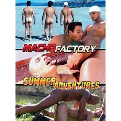 Summer Adventures DVD (Macho Factory)