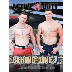 Behind the Line #7 DVD